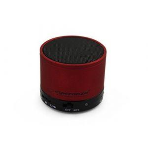 Esperanza Ritmo Cylindre - Enceinte portable sans fil / filaire
