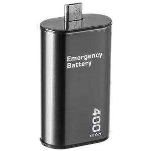 A-solar AM501 - Batterie externe Micro Charger 400 mAh