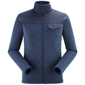 Lafuma Cloudy F-Zip M Veste Polaire Homme, Eclipse Blue, FR : M (Taille Fabricant : M)