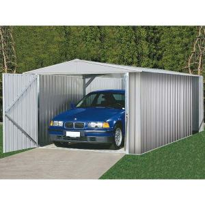 Madeira ZA3060UTK - Garage en métal 17,64 m2