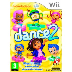 Nickelodeon Dance 2 [Wii]