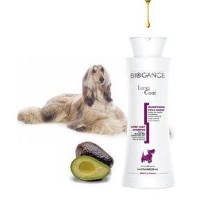 Biogance Long Coat - Shampooing poils longs pour chien