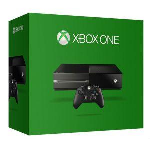 Microsoft Xbox One : Console + 1 manette + 1 micro-casque filaire