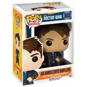 Funko Figurine Pop! Doctor Who : Jack Harkness V Vortex Manipulator