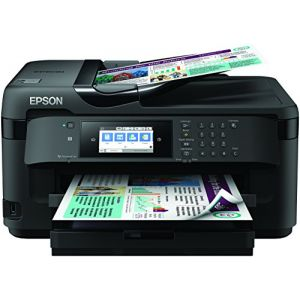 Epson WorkForce WF-7715DWF - Imprimante multifonctions couleur