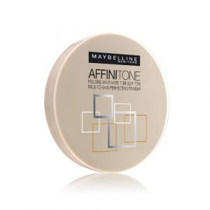 Maybelline Affinitone - Poudre unifiante ton sur ton 03 beige ivoire