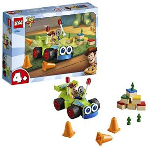 Lego Toy Story 4 Woody et RC Juniors 10766