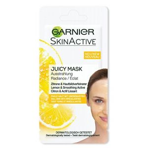 Garnier SkinActive Masque citron & actif lissant