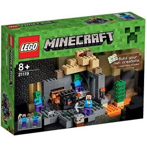 Lego 2119 - Minecraft : Le donjon