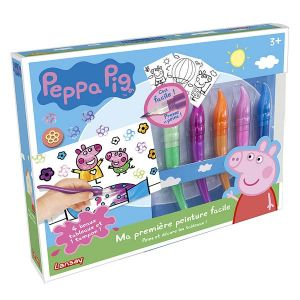 Lansay Ma première peinture facile Peppa Pig