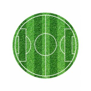 Image de Disque en sucre terrain de foot