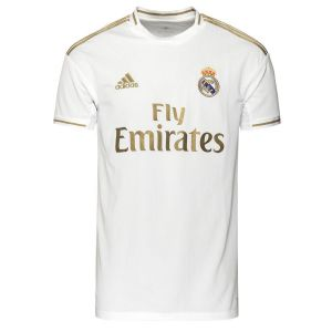 Adidas Maillot Domicile Real Madrid 2019-20 - Enfant - Couleur White - Taille 9-10 Years