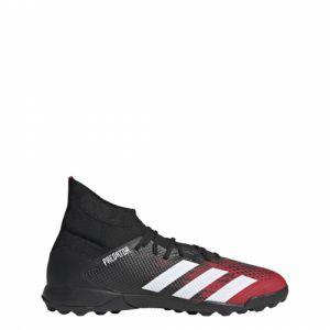 Adidas Chaussures de football sur terrain synthétique Predator 20.3 TF Noir - Taille 44 y 2/3