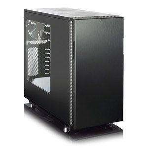 Fractal Design Define R5 Blackout Edition - Boîtier Moyen tour sans alimentation
