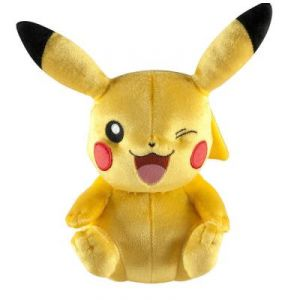 Tomy Peluche Pokémon Pikachu 20th Anniversary