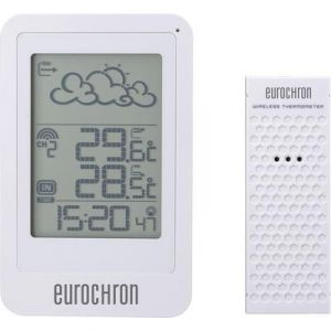 Eurochron EFWS 310i - Station météo radiopilotée numérique