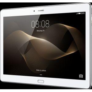 """Huawei MediaPad M2 10.1"""" 16 Go 4G - Argent"""