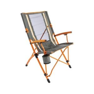 Coleman Bungee Camping chair 4pieds Gris, Chaise