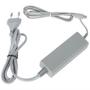 Mondpalast Chargeur Alimentation Adaptateur Pour Nintendo Wii U Manette Gamepad