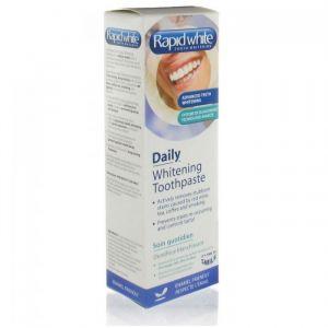 Rapid White Daily - Dentifrice blanchissant à la menthe