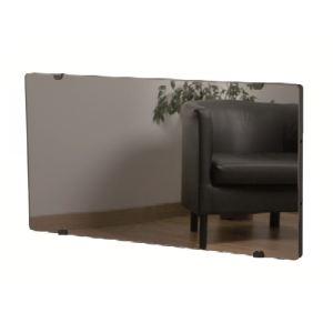 Alpatec Glass 1500 Watts - Radiateur à panneaux rayonnant
