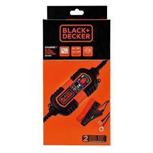 Black & Decker Chargeur De Batterie 6-12v Bdv090