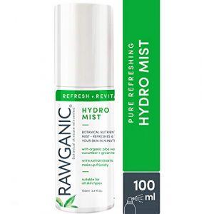 Rawganic Hydro Mist - Botanical nutrient filled mist 100 ml 3.4 fl oz