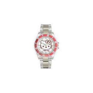 4400801 - Montre pour fille Quartz Analogique Hello Kitty