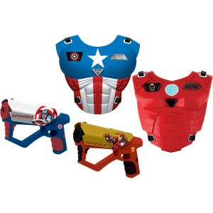 IMC Toys Set Mega Laser Avengers Marvel