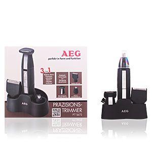 AEG PT - 5675 - Tondeuse de précision 3 en 1