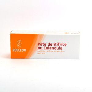 Weleda Pâte dentifrice au Calendula
