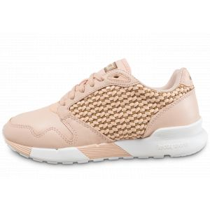 Le Coq Sportif Omega X Woven Femme Chaussures Rose