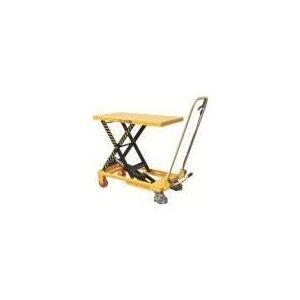Sodise 15324 - Table élévatrice mobile 150 kg