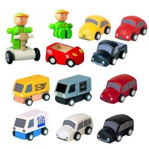 garage parking jouet bois comparer 29 offres. Black Bedroom Furniture Sets. Home Design Ideas