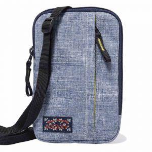 Oxbow Faya - Sac pochette - bleu jean