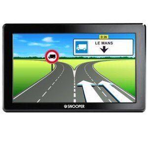 Snooper Truckmate PL8200 essentiel - GPS poids lourd