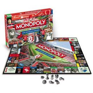 Winning Moves Monopoly LOSC édition des legendes