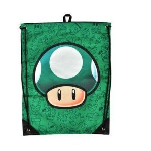 Sac Nintendo Ficelle Champignon