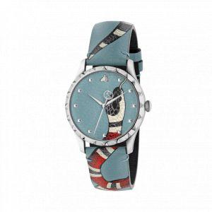 Gucci Montre Unisexe G-Timeless YA1264080