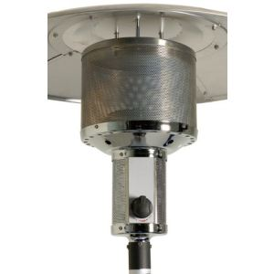 Favex Shine Peint - Parasol chauffant à gaz 11 kW