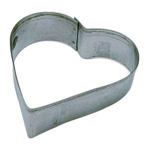 Patisse Emporte-pièce Coeur en inox (10 cm)