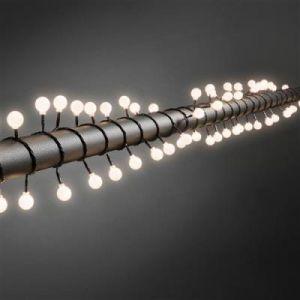 Konstsmide Guirlande lumineuse LED Globe 6,32 m