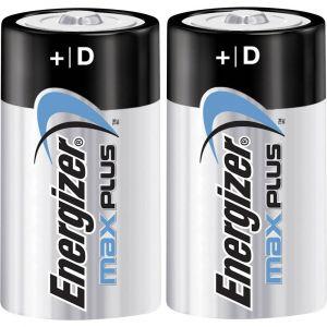 Energizer Max Plus Pile LR20 alcaline(s) 1.5 V 2 pc(s)