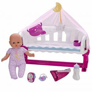Famosa Poupon Nenuco dort avec moi + Baby Monitor