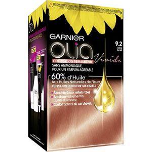 Garnier Olia 9.2 rose doré - Coloration permanente