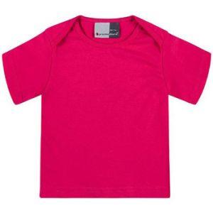 Promodoro T-shirt bébé en coton Enfants, 56/62, fushia