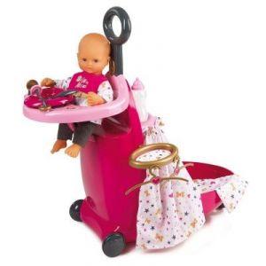 Smoby Valise Nursery Baby Nurse
