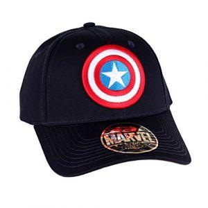Cotton Division Casquette Baseball Captain America