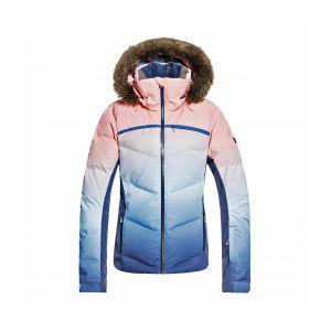 Roxy Doudounes Snowstorm Printed Jk Multicolor - Taille EU XL