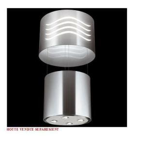 Roblin Lustre inox F-Light Vertigo Centrale (5046002)